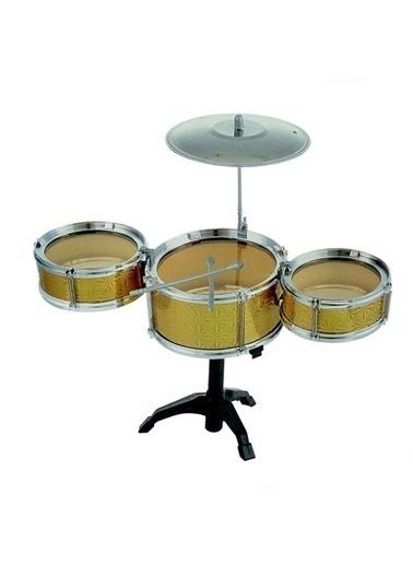 Sunman Sunman 138330 45 X 15,5 X 27 Cm Jazz Drum Music Bateri Seti Renkli